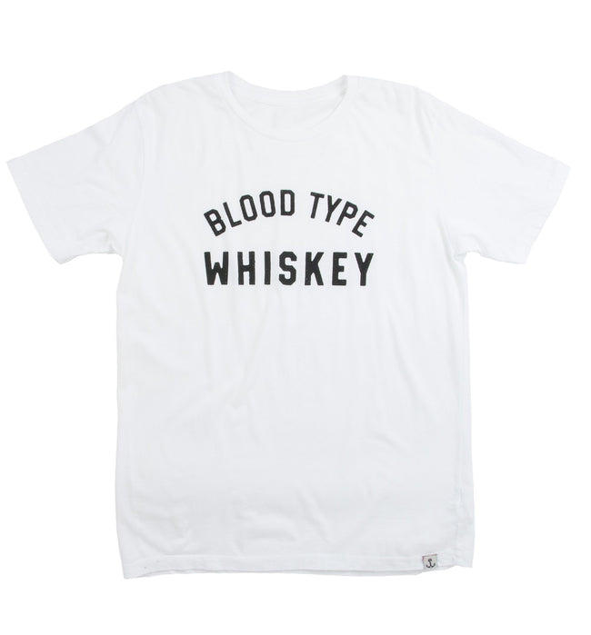 Blood Type Tee - Tops - Iron and Resin