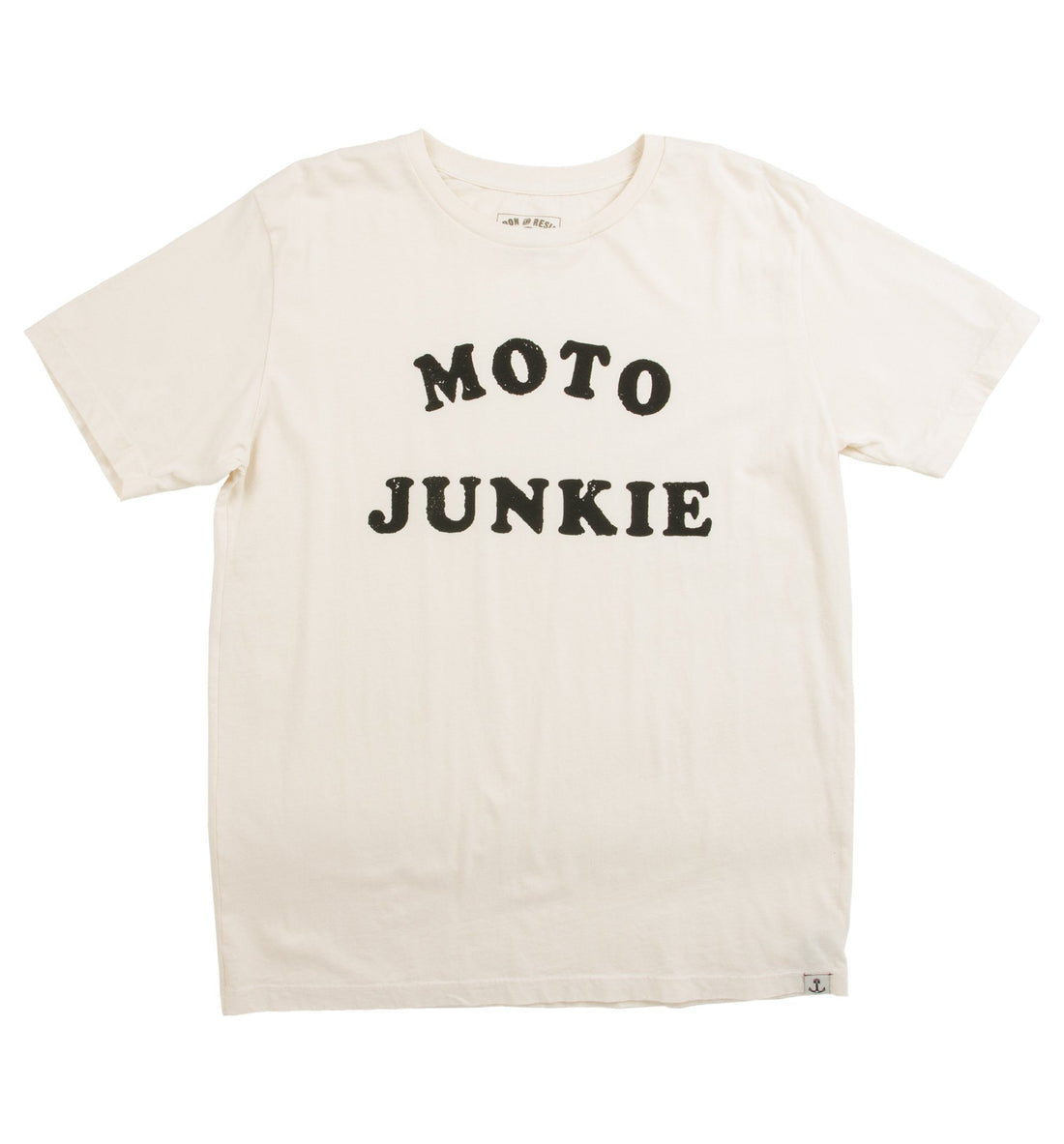 Moto Junkie Tee - Tops - Iron and Resin