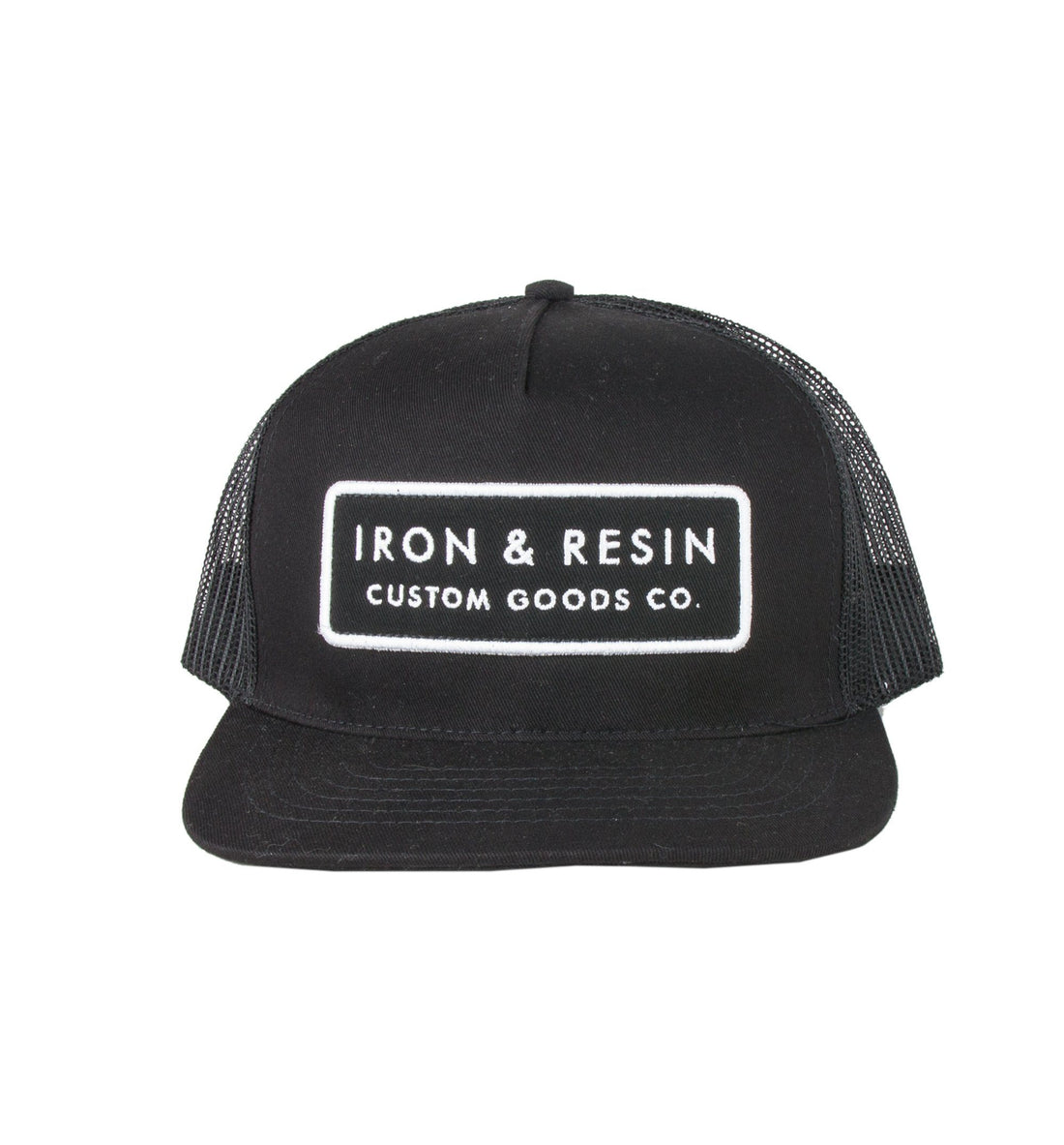 Standard Hat - Headwear - Iron and Resin