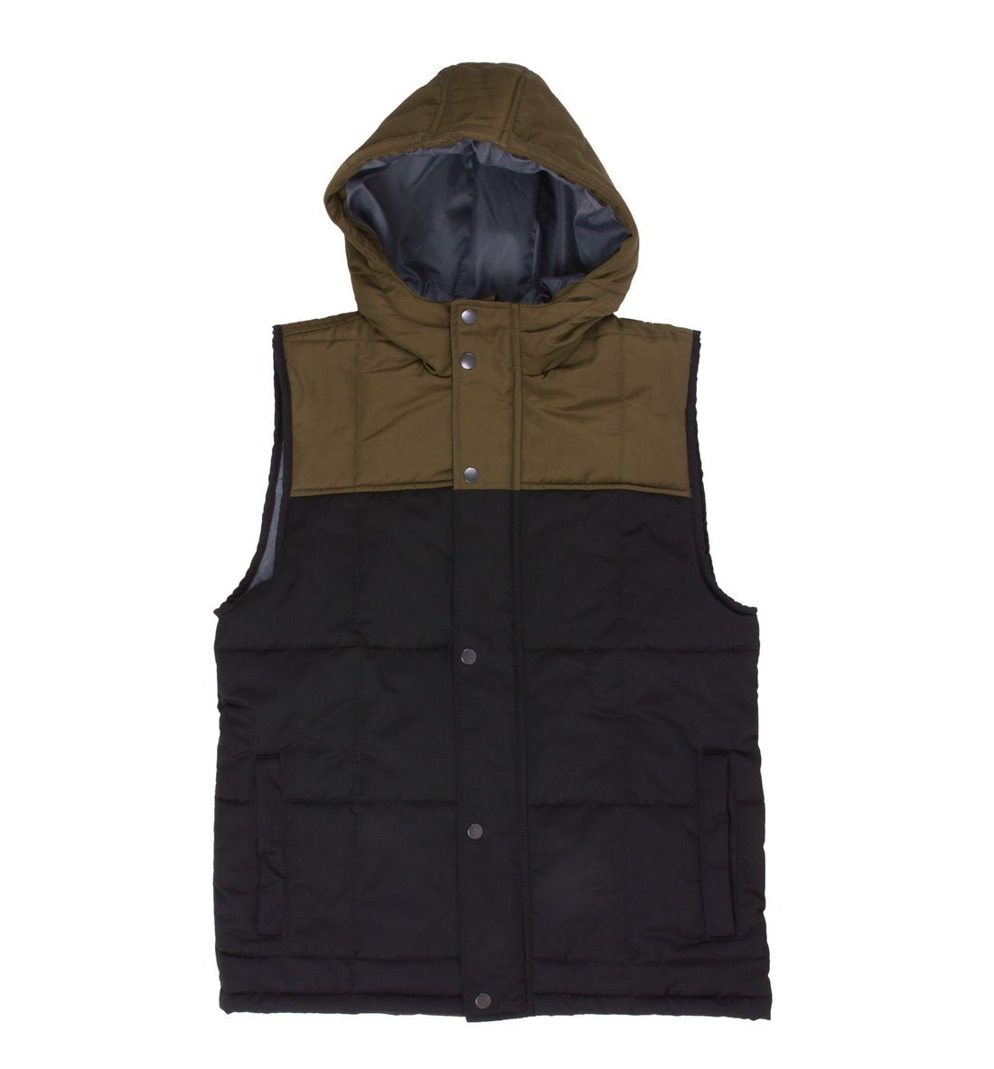 Treeline Vest - Outerwear - Iron and Resin