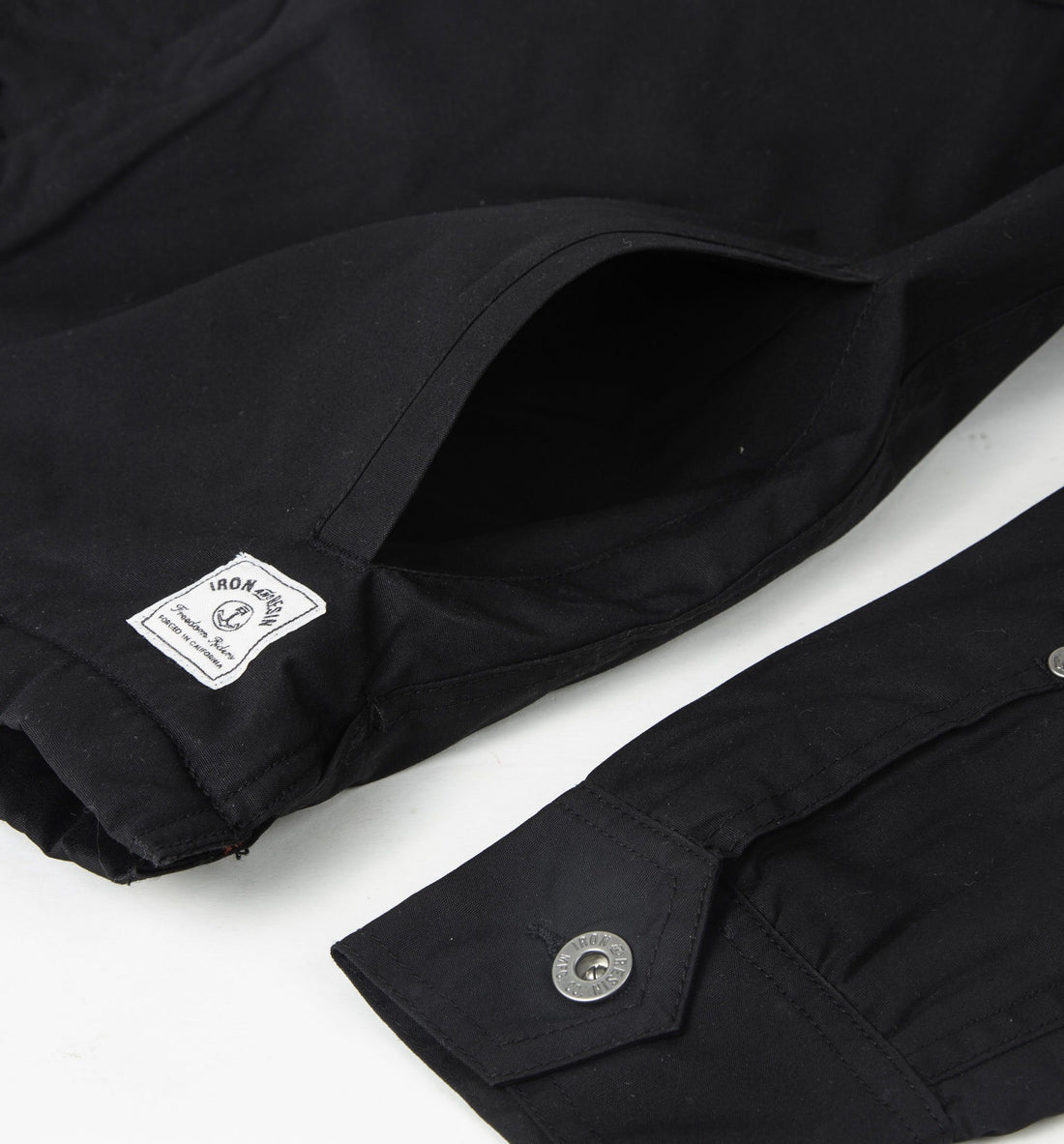 Donner Shirt - Outerwear - Iron and Resin