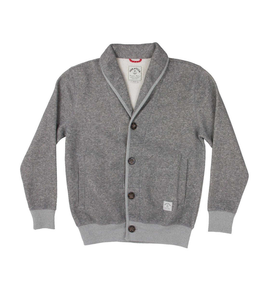 Ashford Cardigan - Outerwear - Iron and Resin