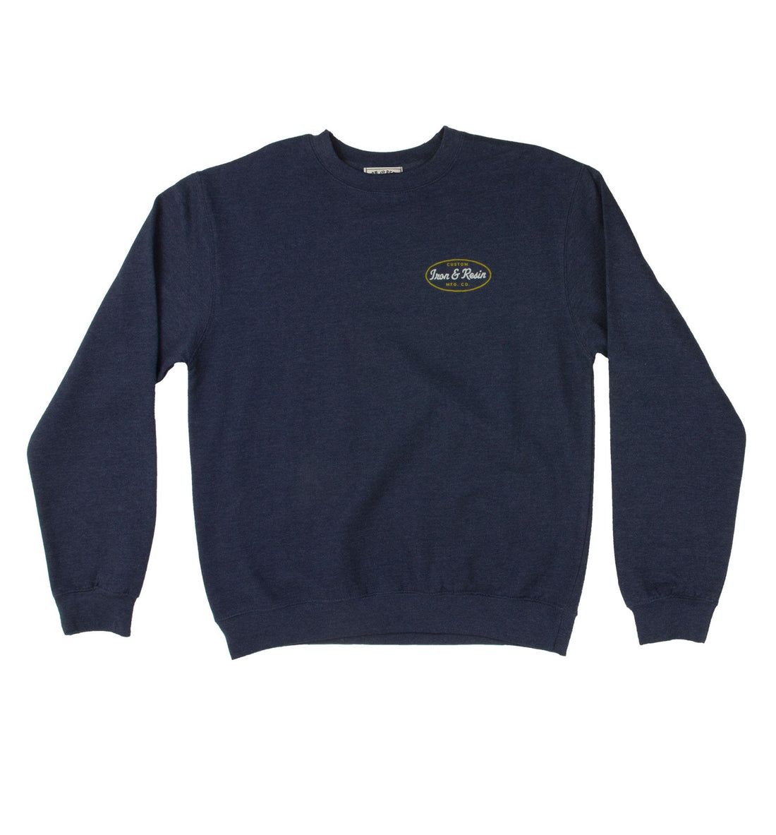 Stanton Crew Fleece - Tops - Iron and Resin