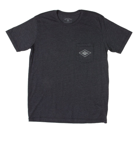 Forge Pocket Tee - Tops - Iron and Resin