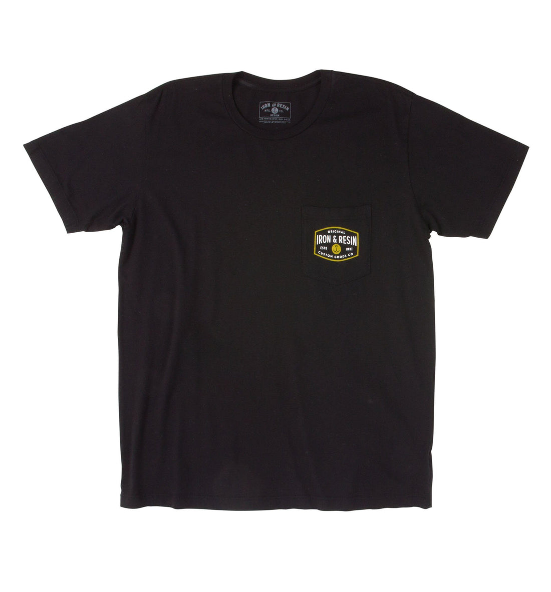 Foundation Pocket Tee - Tops - Iron and Resin