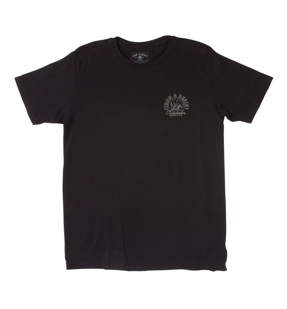 Roam Free Tee - Tops - Iron and Resin