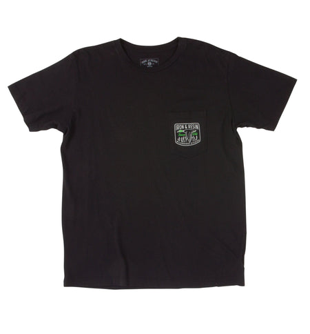 Wilderness Division Pocket Tee - Tops - Iron and Resin