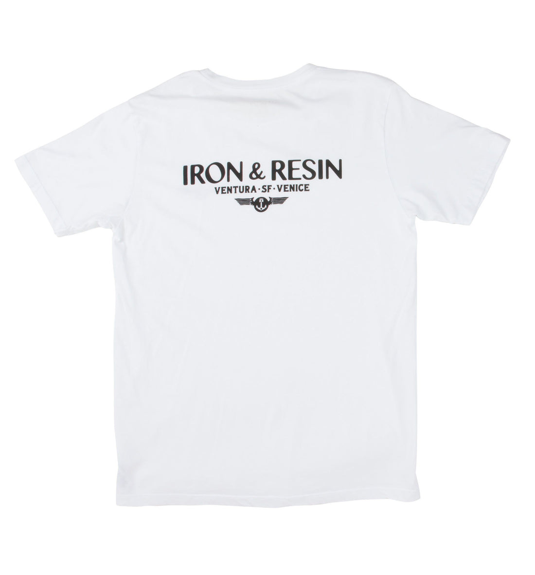 Winger Tee - Tops - Iron and Resin