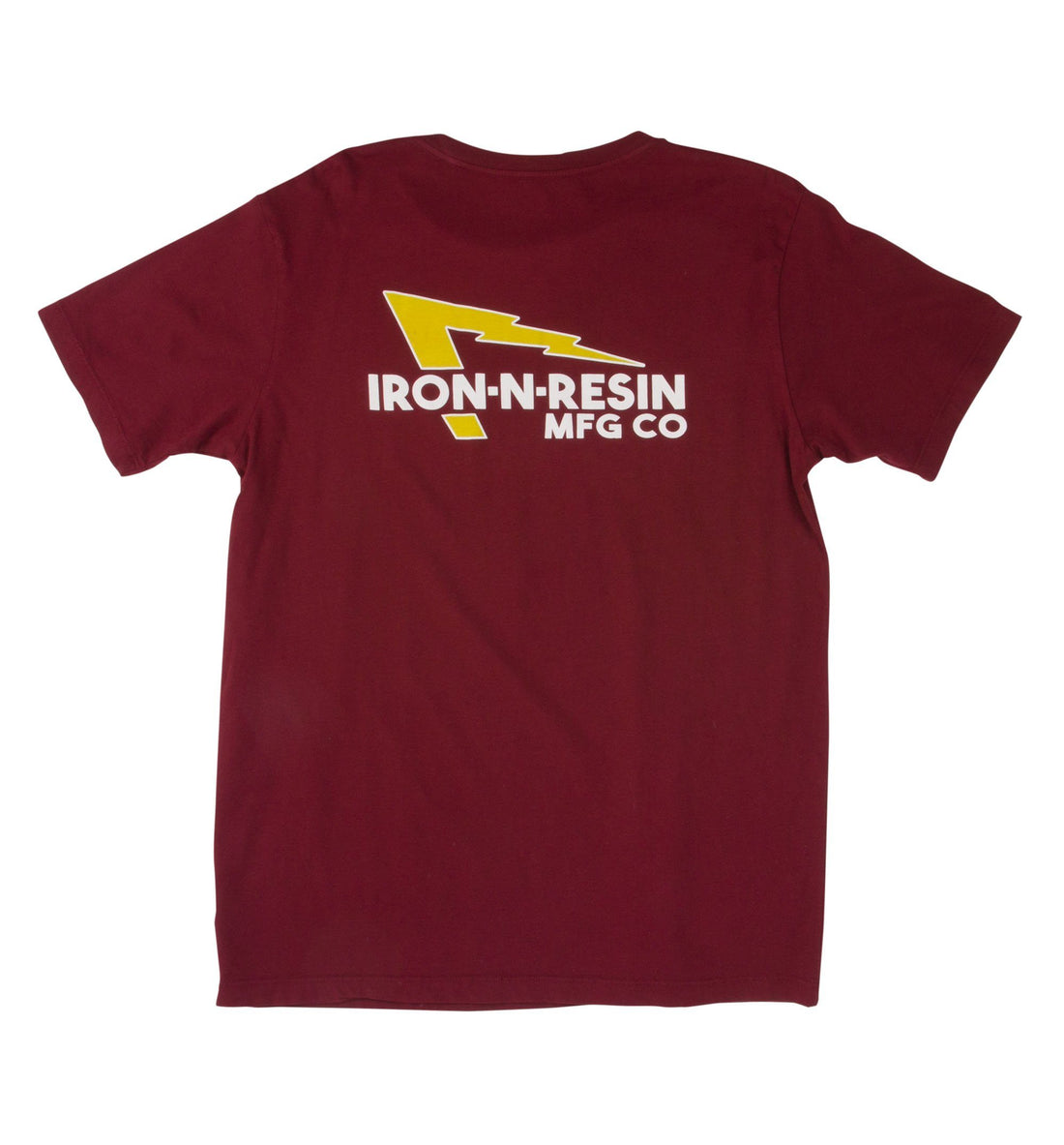 Drive Thru Tee - Tops - Iron and Resin