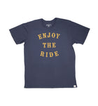 Enjoy The Ride Tee - Tops - Iron and Resin