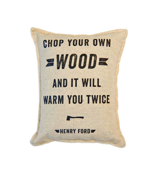 Izola Balsam Fir Pillow
