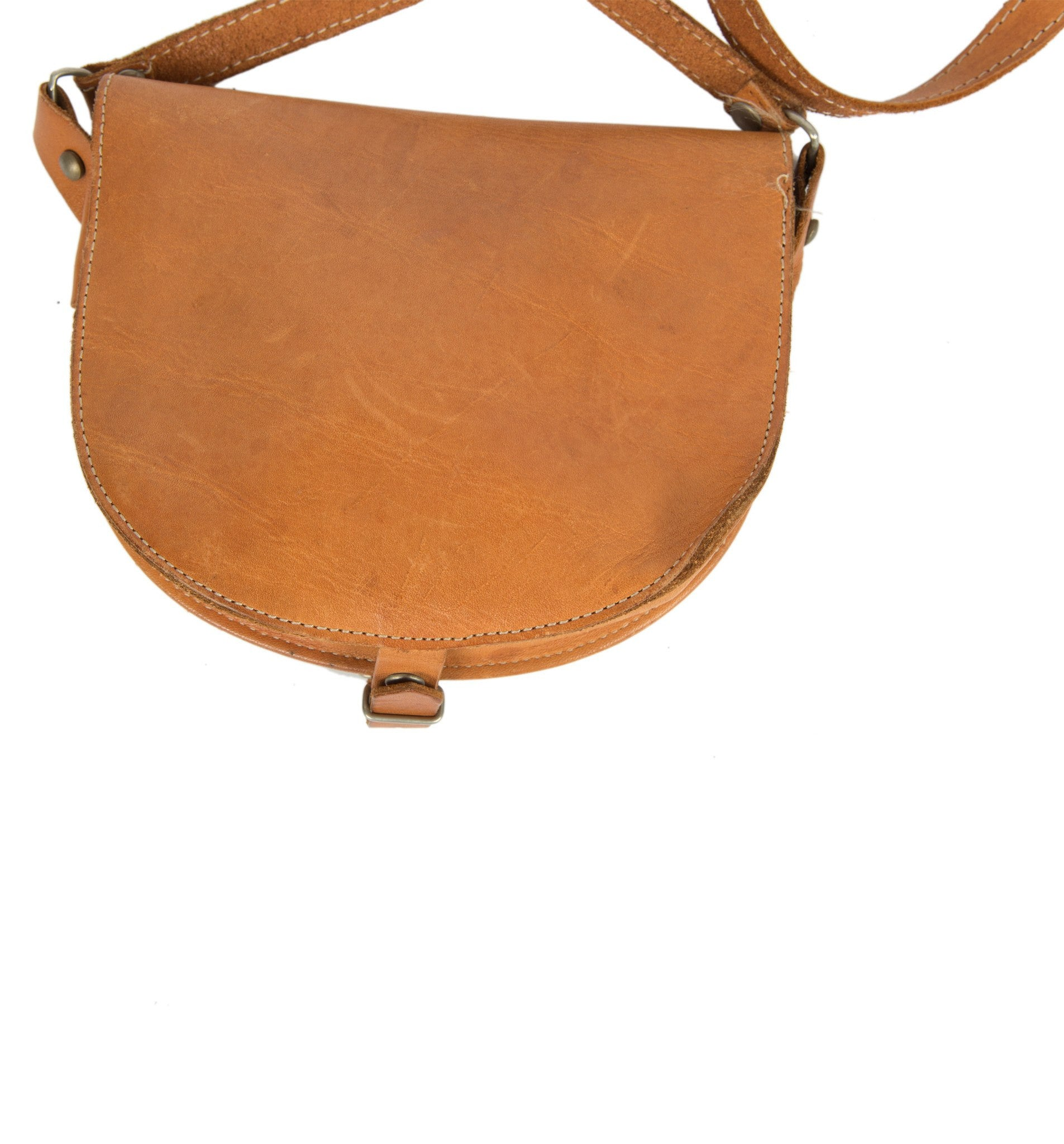 Vintage Small Leather Purse - Vintage: Women's - Iron and Resin