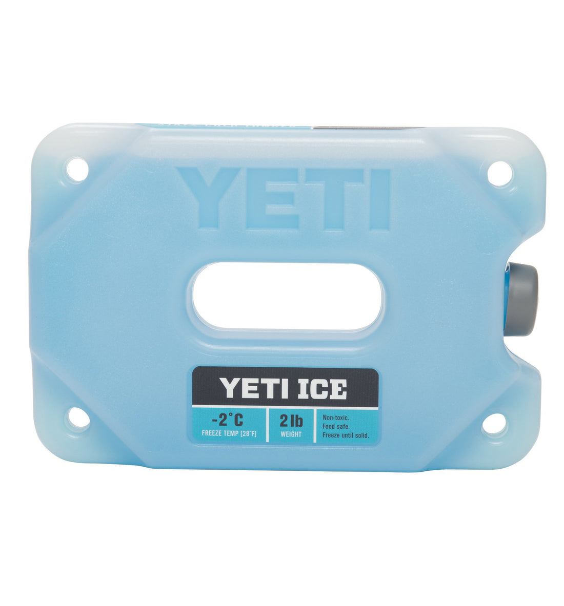 Yeti Ice, 2 lb 2C - Outdoor Living/Travel - Iron and Resin