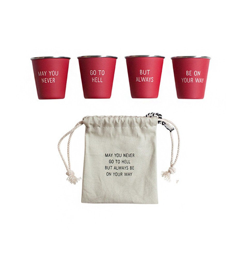 Izola Nested Shot Glasses