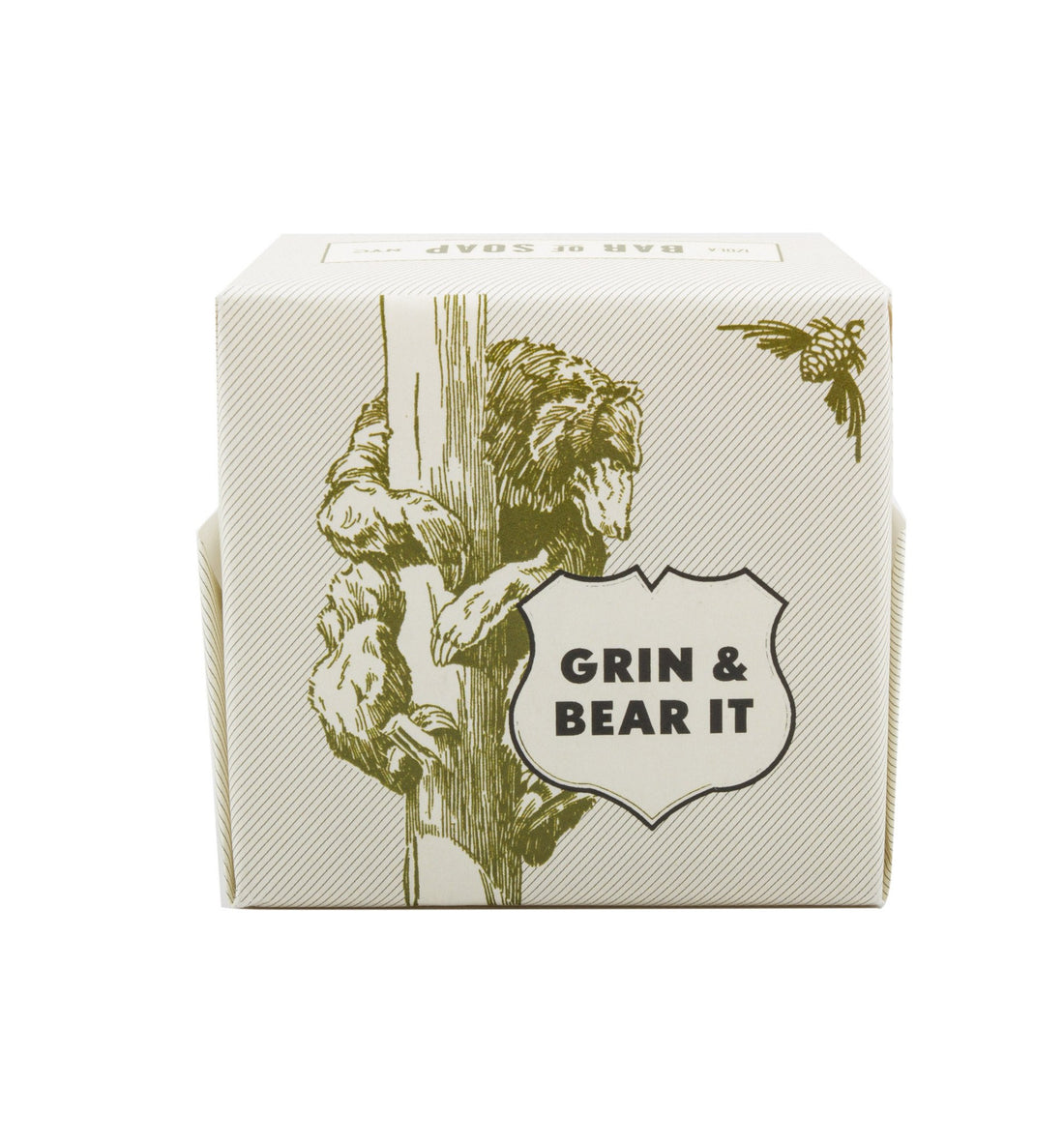 Izola Scout Bar Soap - Grooming: Skin - Iron and Resin
