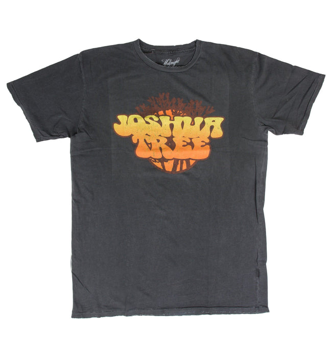 JOSHUA TREE MEN'S CREW - Tops - Iron and Resin