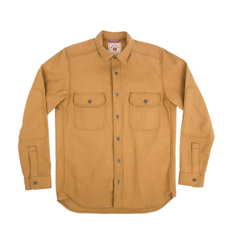 Journeyman Shirt Jacket - Outerwear - Iron and Resin