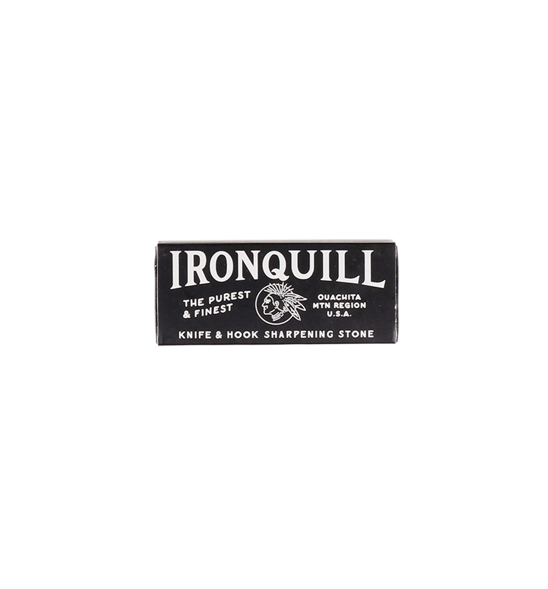 Ironquill Hook/Knife Sharpening Stone - Accessories: Knives - Iron and Resin
