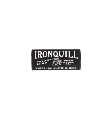 Ironquill Hook/Knife Sharpening Stone - Outdoor Living/Travel - Iron and Resin