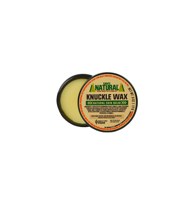 Sam's Natural Knuckle Wax - Grooming - Iron and Resin