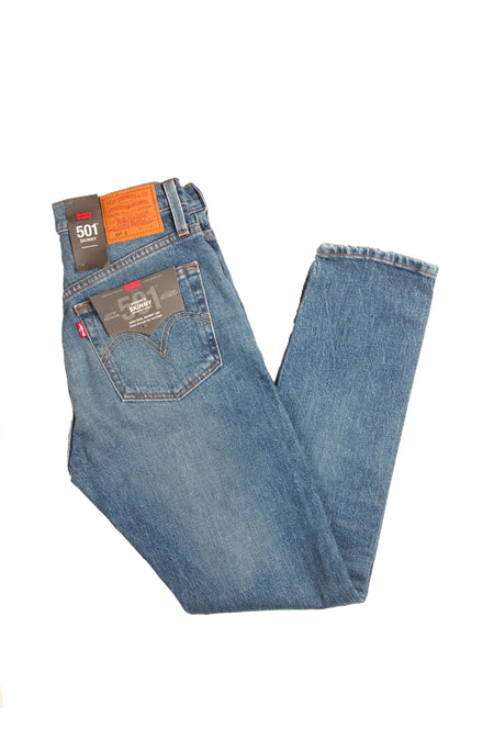 Levi's 501 Women's Skinny - Bottoms - Iron and Resin