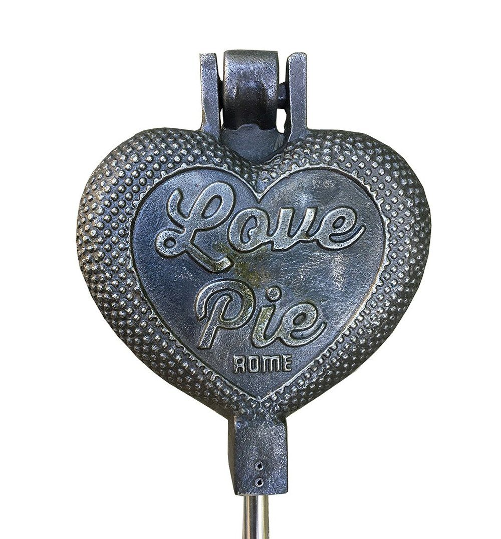 Love Pie Iron - Outdoor Living/Travel - Iron and Resin