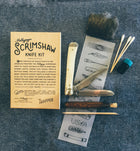 Mollyjogger Scrimshaw Kit - Accessories: Knives - Iron and Resin