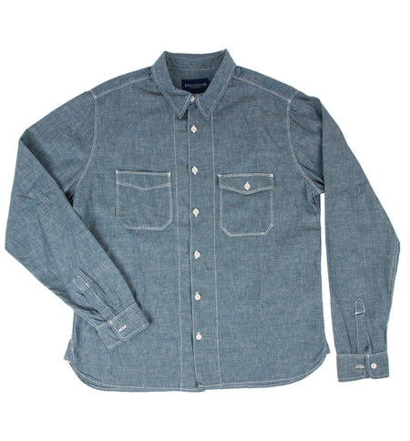 FREENOTE Mariner Chambray - Tops - Iron and Resin
