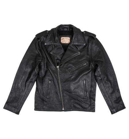InR x Understated Leather Men's Easy Rider Jacket - Outerwear - Iron and Resin