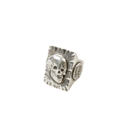 Repop Mfg - Mexico Skull Souvenir Ring