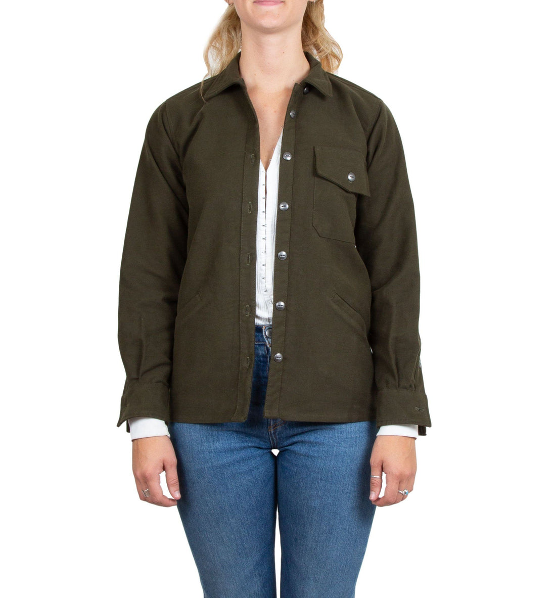 Women's Yellowstone Shirt Jacket - Tops - Iron and Resin