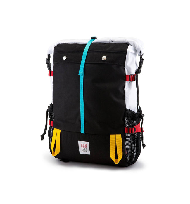 Topo Designs Mountain Roll Top - Accessories: Bags - Iron and Resin
