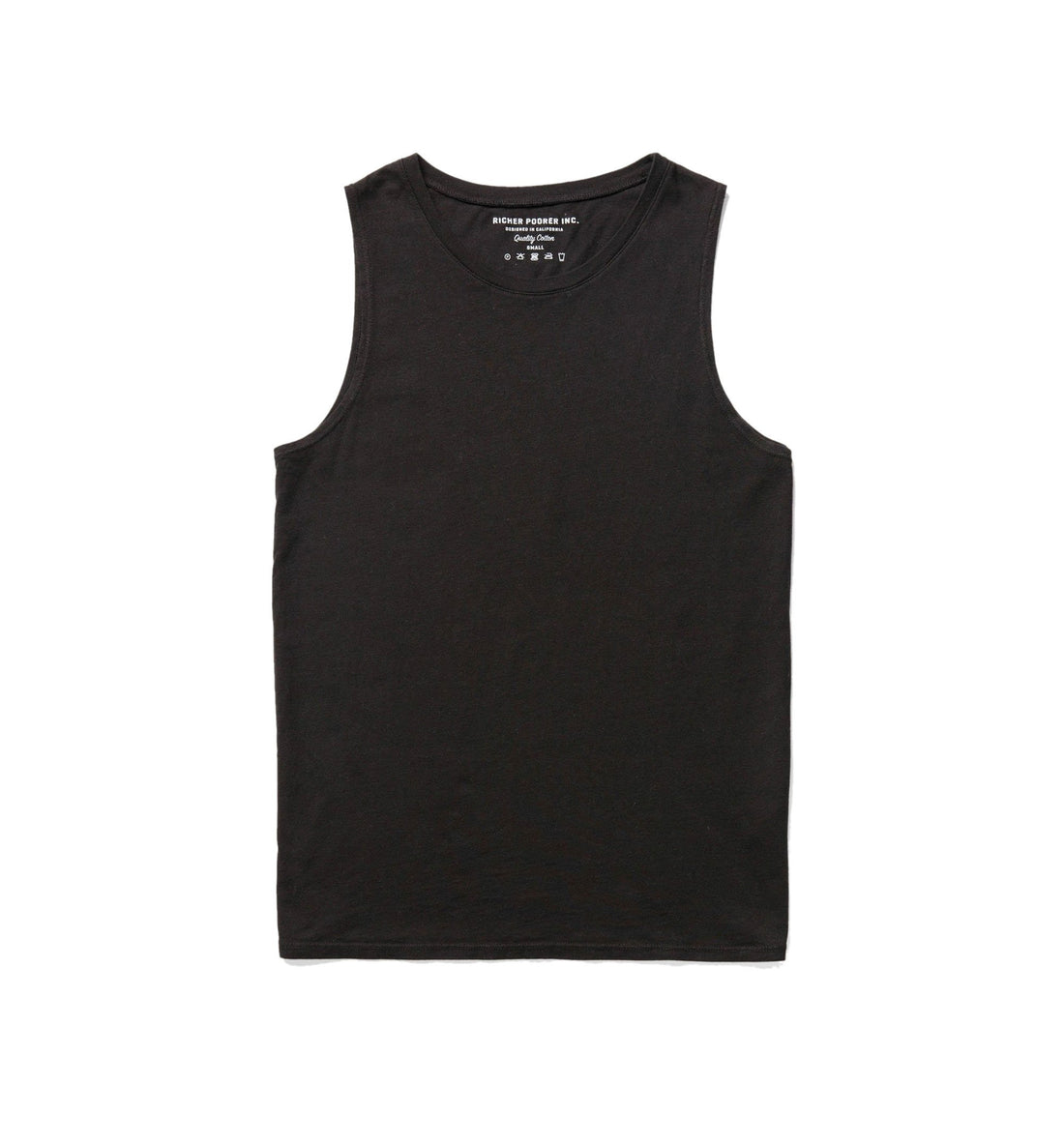 Richer Poorer Inc Women's Muscle Tank - Tops - Iron and Resin