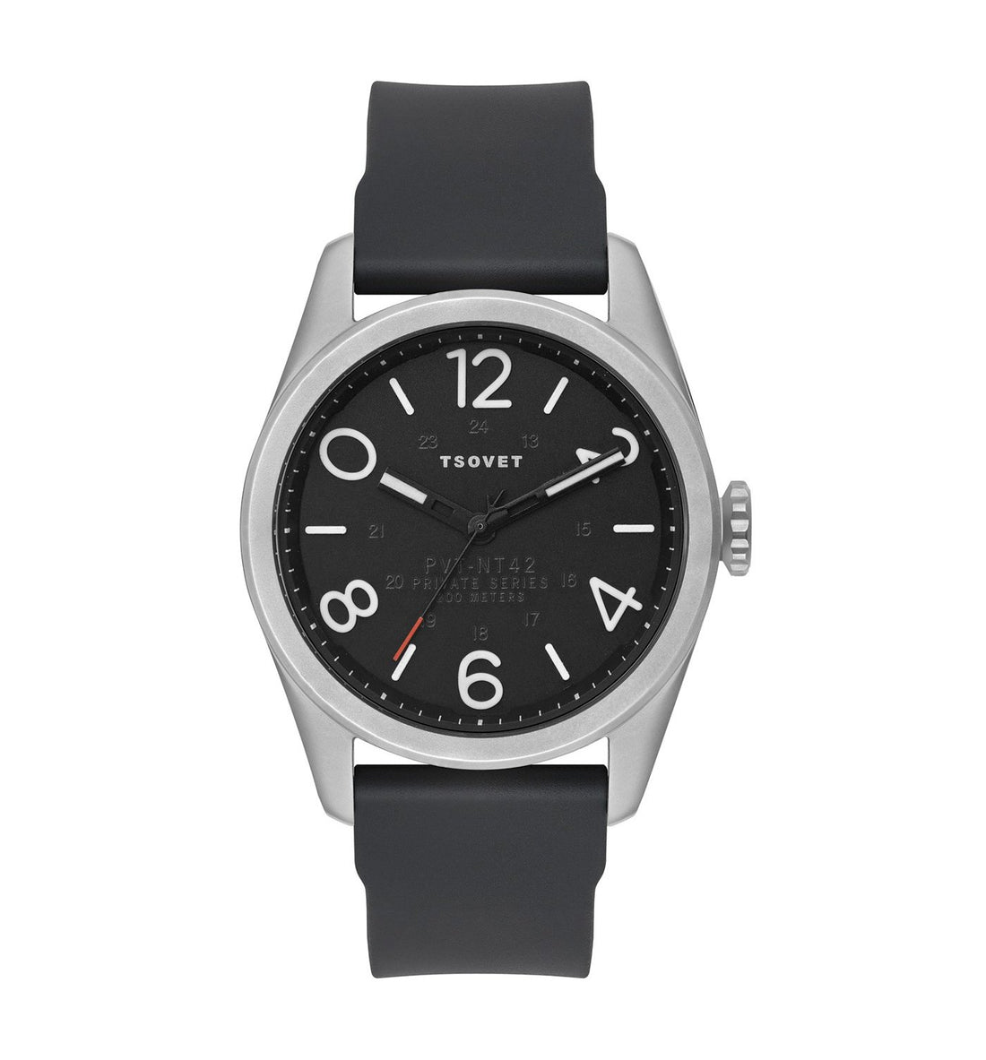 Tsovet JPT-NT42 - Watches - Iron and Resin