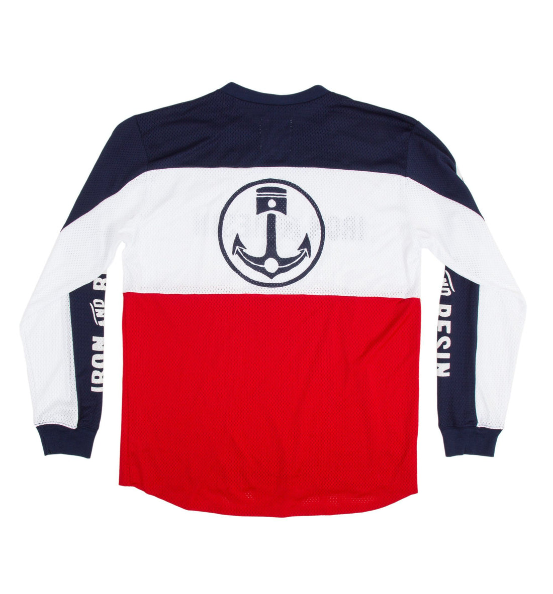 Nationals Jersey - Tops - Iron and Resin