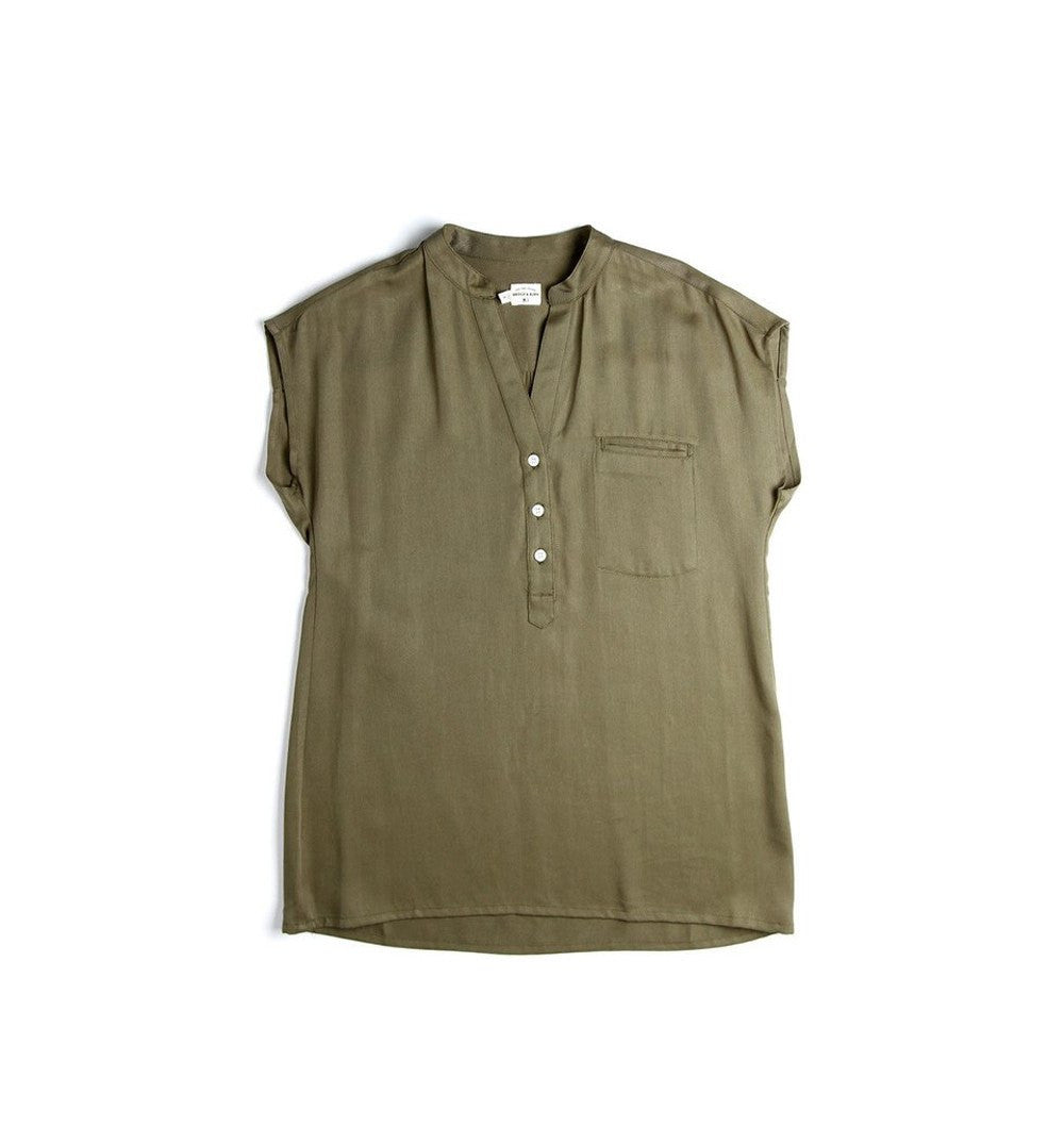 Bridge & Burn Newell Shirt - Tops - Iron and Resin