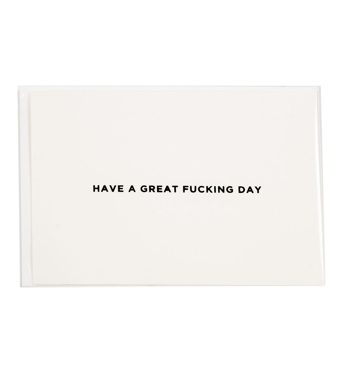 Noah Marion Quality Goods - Great Day Card - Accessories - Iron and Resin