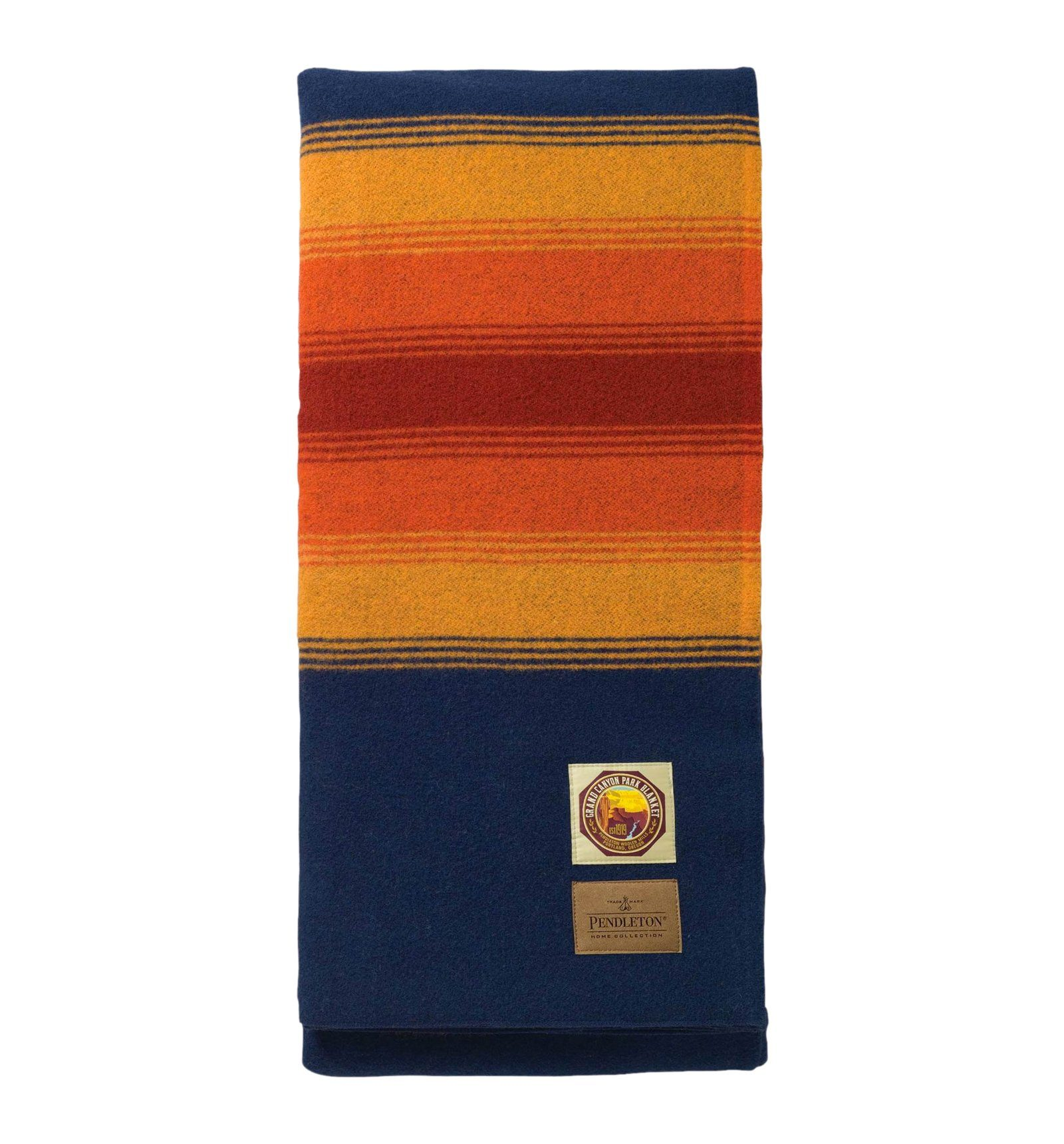 Pendleton Woolen Mills National Park Full Blanket - Grand Canyon - Home Essentials - Iron and Resin