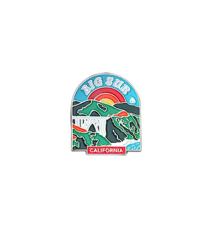 Odds & Sods Big Sur Pin