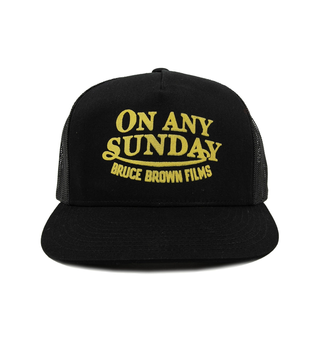 Iron & Resin On Any Sunday Hat - Headwear - Iron and Resin