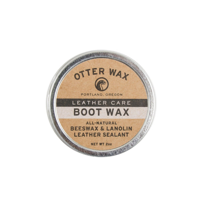 Otter Wax Boot Wax 2oz - Shoes - Iron and Resin