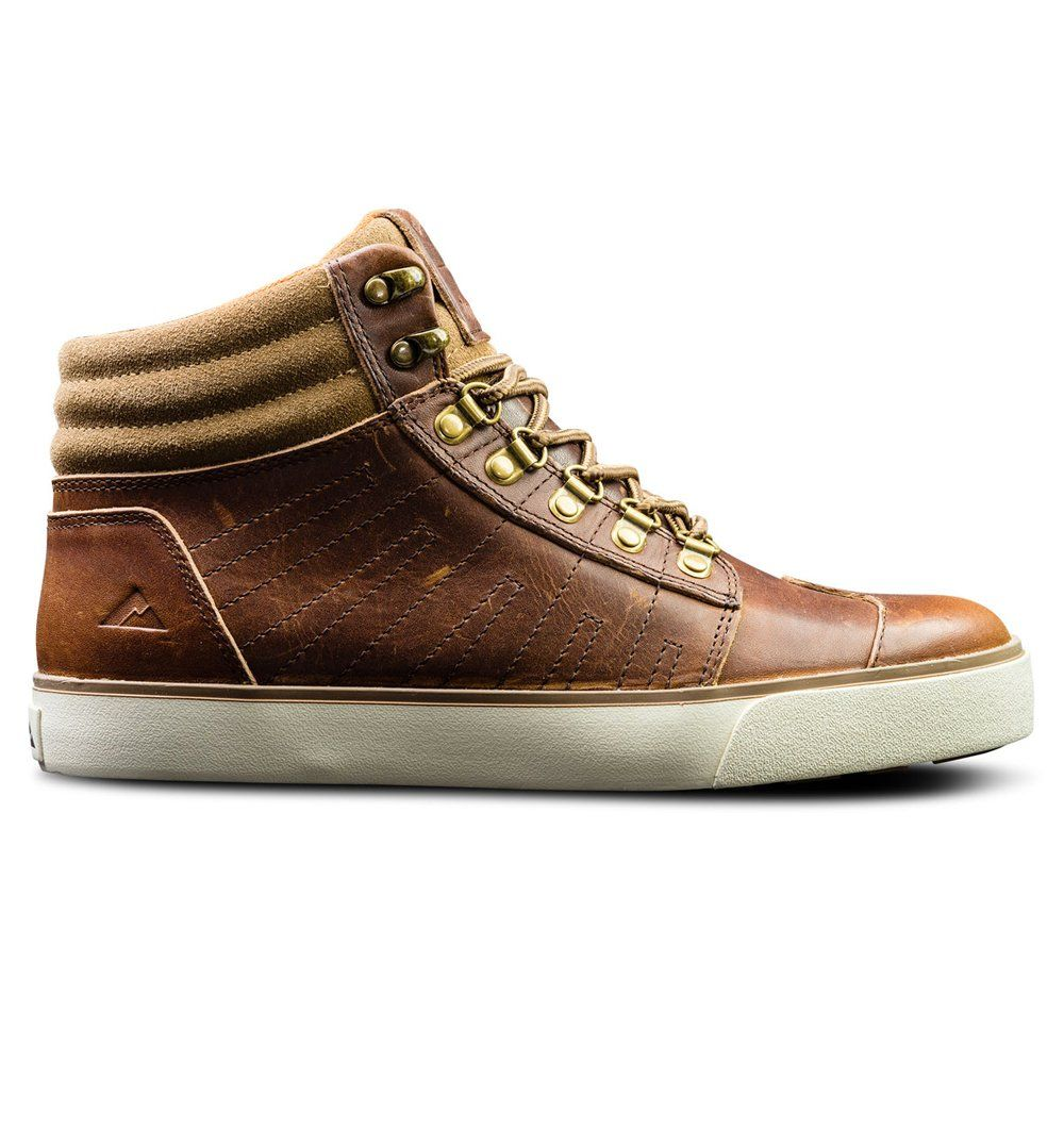 InR x Ridgemont Outback II - Sneakers - Iron and Resin