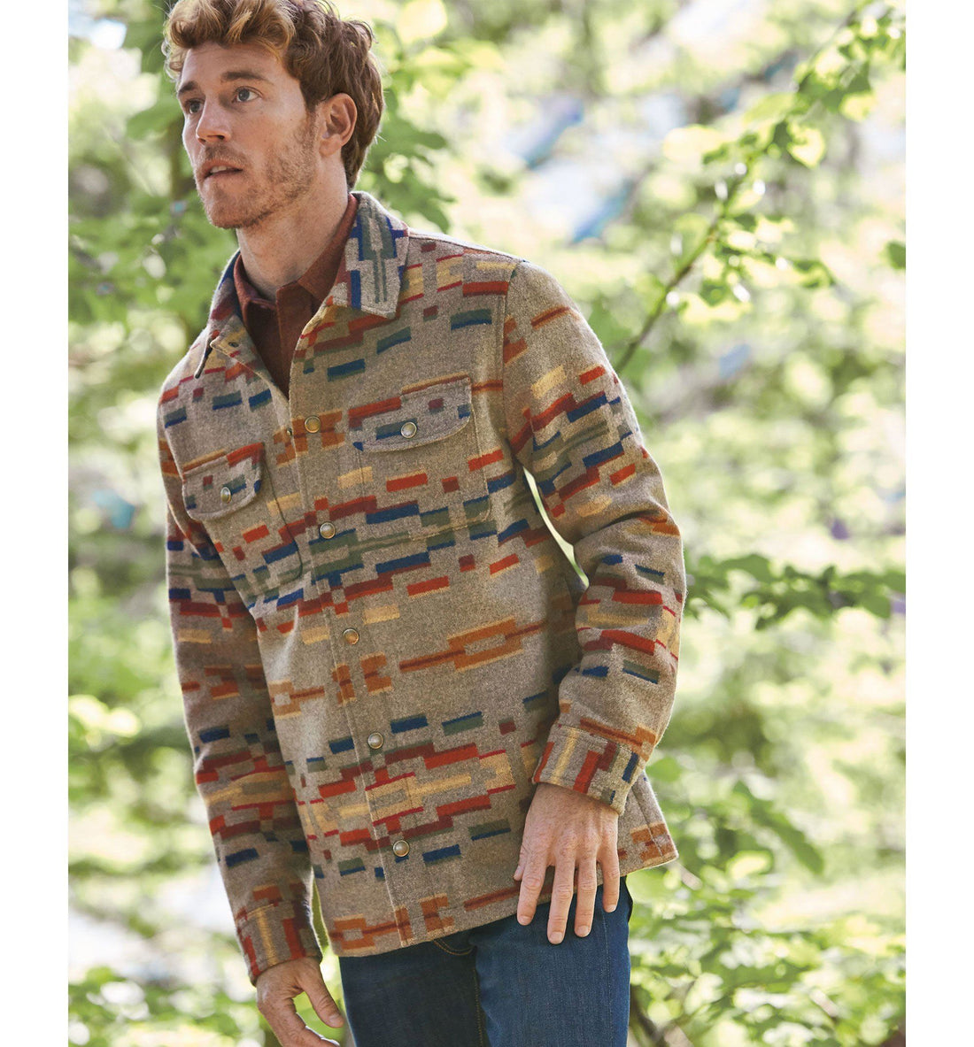 Pendleton Woolen Mills Outdoor Cruiser Coat - Outerwear - Iron and Resin