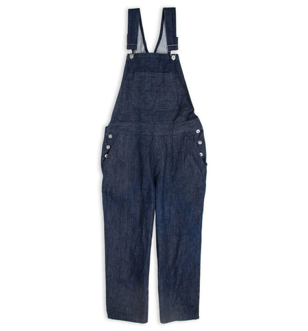 Women's Dungaree Overalls - Bottoms - Iron and Resin