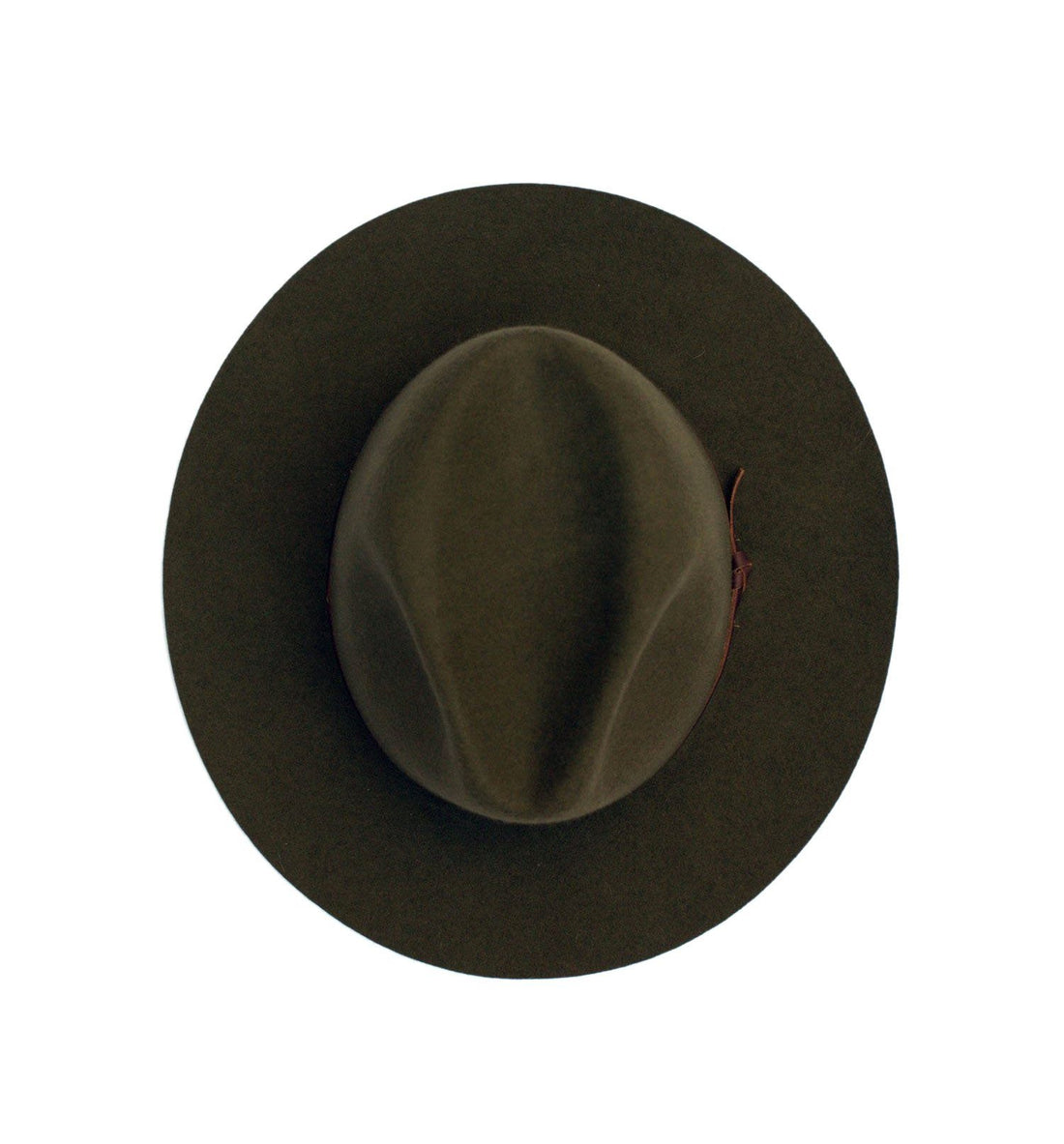 Yellow 108 Paul Fedora - Headwear - Iron and Resin