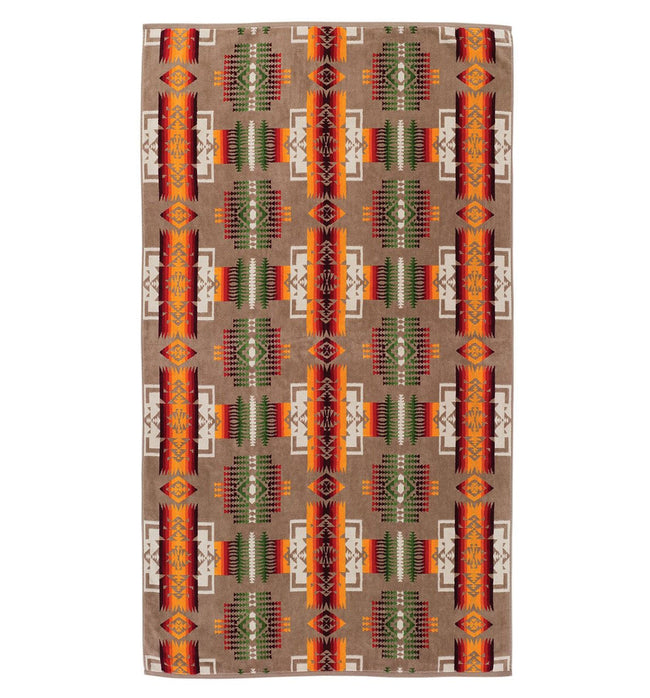 Pendleton Towel- Chief Joseph Khaki - Houseware - Iron and Resin