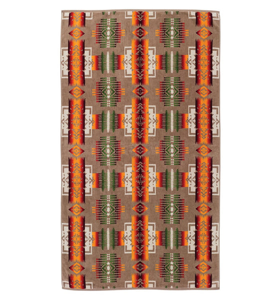 Pendleton Towel- Chief Joseph Khaki