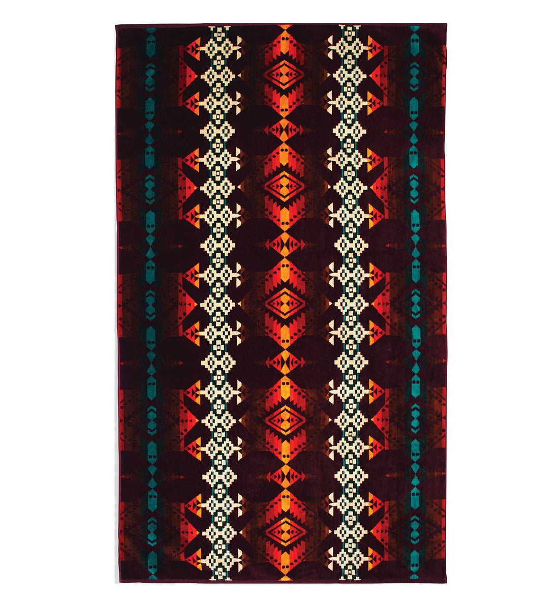 Pendleton Towel- Jerome - Outdoor Living/Travel - Iron and Resin