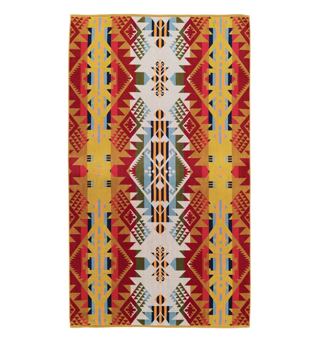 Pendleton Towel- Journey West - Houseware - Iron and Resin