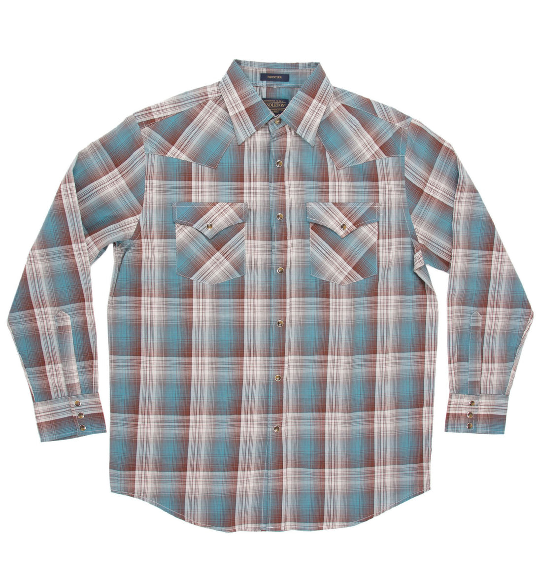 Pendleton Frontier Shirt - Apparel: Men's: Wovens - Iron and Resin